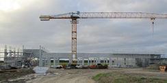 Breit aufgestellt: In dieser Halle können Fahrzeuge mit einer Länge von 24 Metern manövrieren. © 2017 Betrieb für Bau und Liegenschaften Mecklenburg-Vorpommern