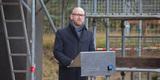 Der Bund investiert 6 4 Millionen Euro an diesem Standort. Robert Klaus dankt allen am Bau Beteiligten dieses Bauprojekts. © 2017 Betrieb für Bau und Liegenschaften Mecklenburg-Vorpommern