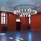 Neues Licht in alten und sanierten Räumen. © 2017 Betrieb für Bau und Liegenschaften Mecklenburg-Vorpommern