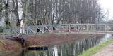 Baulicher Brandschutz: 2. Rettungsweg aus dem Schlosspark. © 2017 Betrieb für Bau und Liegenschaften Mecklenburg-Vorpommern