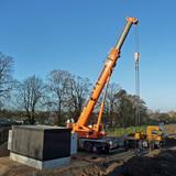 Neubau von Depots und Werkstätten © 2018 Betrieb für Bau und Liegenschaften Mecklenburg-Vorpommern
