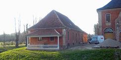 Die Außenhülle von Haus 13 muss restauriert werden. © 2018 Betrieb für Bau und Liegenschaften Mecklenburg-Vorpommern