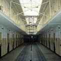 Blick in den Lichthof des Gefängnisses vor der Herrichtung © 2019 Betrieb für Bau und Liegenschaften Mecklenburg-Vorpommern