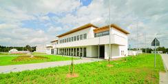 Blick auf das Wirtschaftsgebäude © 2009 Betrieb für Bau und Liegenschaften Mecklenburg-Vorpommern