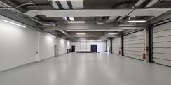 Blick in den Garagenbereich © 2020 Staatliches Bau- und Liegenschaftsamt Neubrandenburg