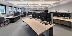 Digitale Funkzentrale © 2020 Staatliches Bau- und Liegenschaftsamt Neubrandenburg