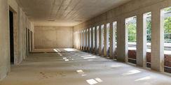 Blick in einen Gerichtssaal. © 2020 SBL Neubrandenburg