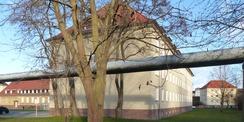 Südgiebel an der Hofseite © 2021 SBL Greifswald