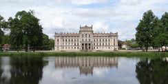 Grundinstandsetzung des Westflügels Schloss Ludwigslust hat begonnen © 2018 Betrieb für Bau und Liegenschaften Mecklenburg-Vorpommern