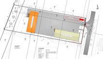 Lageplan © 2018 Betrieb für Bau und Liegenschaften Mecklenburg-Vorpommern