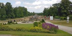 Herrichtung des Rasenparterre Schlossgarten Neustrelitz © 2018 Betrieb für Bau und Liegenschaften Mecklenburg-Vorpommern