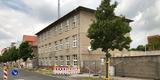 Die alte Polizeidienststelle  1913/1914 als Heeresfachschule errichtet  wurde 2017 abgebrochen. © 2018 Betrieb für Bau und Liegenschaften Mecklenburg-Vorpommern