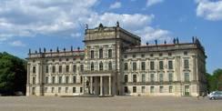 Schloss Ludwigslust - Abschließende Maßnahmen im Ostflügel © 2018 Betrieb für Bau und Liegenschaften Mecklenburg-Vorpommern