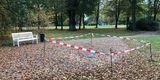 Im nordwestlichen Teil des Parks ist der neue - und alte? - Standort des Globus. © 2018 Betrieb für Bau und Liegenschaften Mecklenburg-Vorpommern