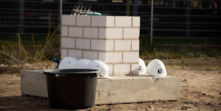 20 Millionen Euro investiert das Land Mecklenburg-Vorpommern mit Unterstützung der Europäischen Union auf dem Campus Schillingallee der UMR. © 2018 Betrieb für Bau und Liegenschaften Mecklenburg-Vorpommern