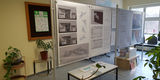 Blick in die Ausstellung © 2018 Betrieb für Bau und Liegenschaften Mecklenburg-Vorpommern