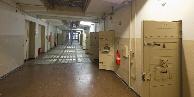 Die Sanierung der Dokumentations- und Gedenkstätte beginnt im Dezember 2018. © 2018 Betrieb für Bau und Liegenschaften Mecklenburg-Vorpommern