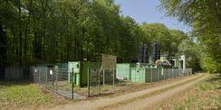 Am 30. April 2019 schaltete Robert Klaus vom BBL M-V die Anlage ab. © 2019 Betrieb für Bau und Liegenschaften Mecklenburg-Vorpommern