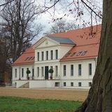 Ansicht des Landstallmeisterhauses © 2019 Betrieb für Bau und Liegenschaften Mecklenburg-Vorpommern