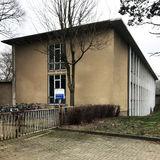 Erhaltenswerte Fassaden mit Putzflächen aus Beton. © 2019 Betrieb für Bau und Liegenschaften Mecklenburg-Vorpommern