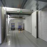 Über ein Automatisches Warentransportsystem (AWT) wird auch die neue Notaufnahme angefahren und versorgt. © 2019 Betrieb für Bau und Liegenschaften Mecklenburg-Vorpommern