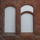 Sanierte historische Innenwand im Erdgeschoss © 2018 Betrieb für Bau und Liegenschaften Mecklenburg-Vorpommern