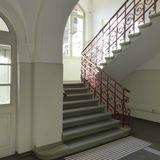 Historisches Treppenhaus © 2018 Betrieb für Bau und Liegenschaften Mecklenburg-Vorpommern