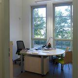 Büroraum im Erdgeschoss © 2018 Betrieb für Bau und Liegenschaften Mecklenburg-Vorpommern