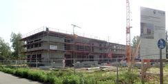 Neubau eines Laborgebäudes in Schwerin.jpg © 2019 Betrieb für Bau und Liegenschaften Mecklenburg-Vorpommern