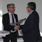 Winfrid Tasler  Leiter des Geschäftsbereiches Neubrandenburg des BBL M-V © 2019 Betrieb für Bau und Liegenschaften Mecklenburg-Vorpommern