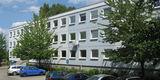 Hier  Am Gorzberg im Haus 8 ist ab 2020 das SBL Greifswald untergebracht. © 2019 Betrieb für Bau und Liegenschaften Mecklenburg-Vorpommern