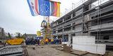 Flagge zeigen - Das Staatliche Bau- und Liegenschaftsamt Rostock setzt in Mecklenburg-Vorpommern u. a. Bauprojekte für das Land sowie den Bund um. © 2020 Christian Hoffmann  Finanzministerium Mecklenburg-Vorpommern