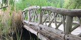 Bereits seit einigen Monaten war die Brücke auf Grund von Vorschädigungen an einem hölzernen Träger nur noch eingeschränkt nutzbar. © 2020 Staatliches Bau- und Liegenschaftsamt Schwerin