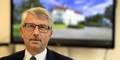 Seit 2006 steht der Leitende Baudirektor und diplomierte Hochbauingenieur dem Amt in der Vier-Tore-Stadt vor. © 2020 Christian Hoffmann  FM MV