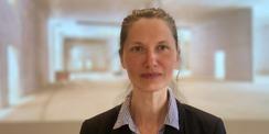 Hat alles im Griff: Seit 2020 ist die diplomierte Architektin Leiterin des SBL in der Hanse- und Universitätsstadt Rostock. © 2020 Christian Hoffmann  FM MV