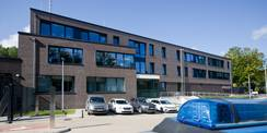 Eine Eigenplanung des BBL M-V wurde erstmals in Heringsdorf umgesetzt. Ein weiteres Polizeirevier nach dieser (Muster)Planung entsteht in Sanitz. © 2019 Betrieb für Bau und Liegenschaften Mecklenburg-Vorpommern