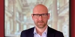 Seit dem 1. Januar 2020 führt Robert Klaus das Staatliche Bau- und Liegenschaftsamt in der Landeshauptstadt Schwerin. © 2020 Christian Hoffmann  FM MV