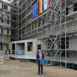 Finanzstaatssekretär Heiko Miraß © 2020 SBL Neubrandenburg