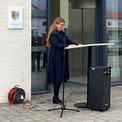 Justizministerin Katy Hoffmeister © 2020 SBL Neubrandenburg