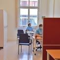 Mitarbeitende des Interdisziplinären chirurgischen Patientenmanagements (ICP). © 2020 Universitätsmedizin Rostock