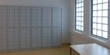 Raum mit Schließfächern für Dienstwaffen © 2020 SBL Greifswald