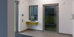 Eingangsbereich mit Wache © 2020 SBL Greifswald