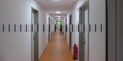 Flur im Obergeschoss © 2020 SBL Greifswald