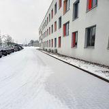 Auf rund achtzig Liegenschaften wird der Winterdienst benötigt © 2021 SBL Schwerin