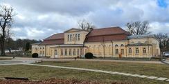 Grundinstandsetzung der Orangerie Neustrelitz © 2021 SBL Neubrandenburg