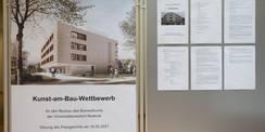 Wettbewerb und Ausstellung im Dienstgebäude des SBL Rostock. © 2021 Christian Hoffmann  FM M-V