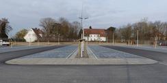 Blick von Osten © 2021 SBL Greifswald