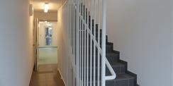 Treppenhaus im 1. Obergeschoss © 2021 SBL Greifswald