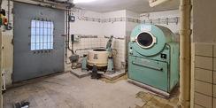 Blick in die ehemalige Wäscherei © 2021 SBL Neubrandenburg