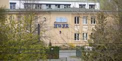 Das Objektmanagement des SBL Rostock mietete 4.500 m² im HWBR in Rostock-Marienehe an. Vor den Umzügen musste das Gebäude umfassend hergerichtet werden. © 2021 Christian Hoffmann  FM M-V